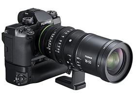 X-H1は動画に最適なフィルムシミュレーション・エテルナを使用可能